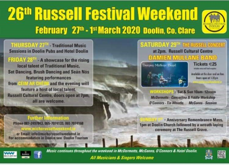 Russell Festival